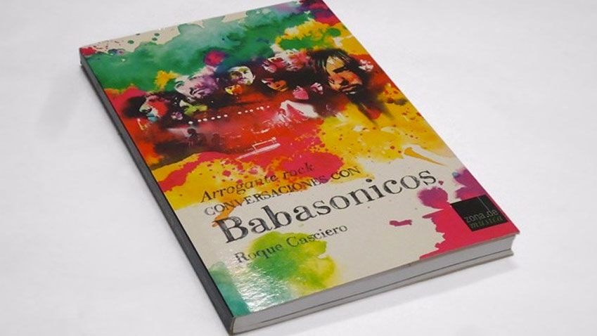Arrogante Rock, el libro babasónico