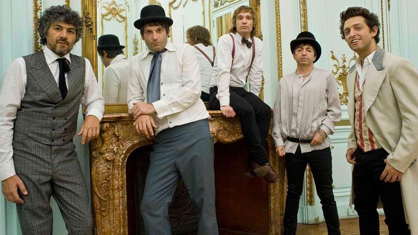 Babasónicos regresa al país con conciertos en Coquimbo, Santiago y Viña