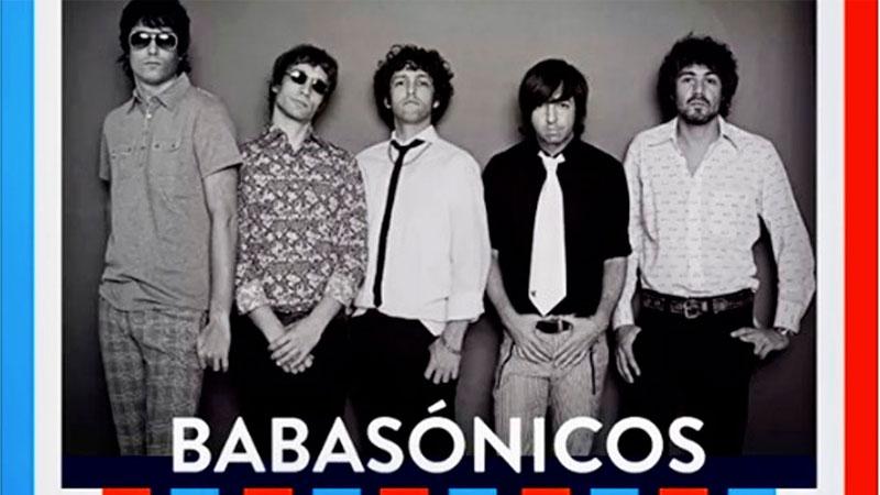 Babasónicos Frontera Festival 2017