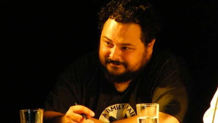 "Álvaro Bisama: ""Escuchar a Babasónicos es como leer a Fogwill"""