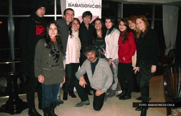 Babasónicos conferencia de prensa