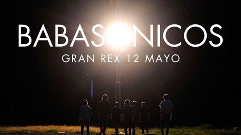"""Babasónicos despedirá el tour """"Desde Adentro"""" en el Gran Rex"""