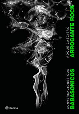 Arrogante Rock Babasónicos Segunda Edición