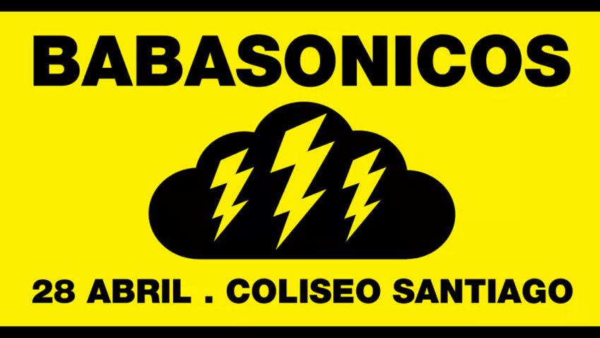 Babasónicos traerá su show eléctrico a Santiago