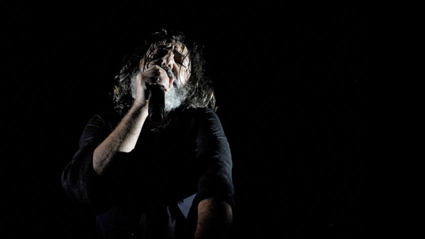 El setlist en video de Babasónicos en Obras