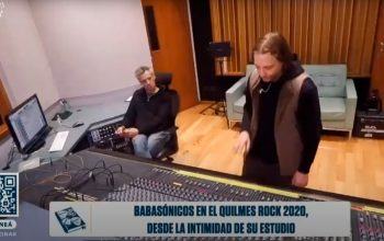 Quilmes Rock 2020: Diego Tuñón presentó Suficiente e Ingrediente