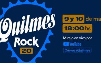 quilmes rock online